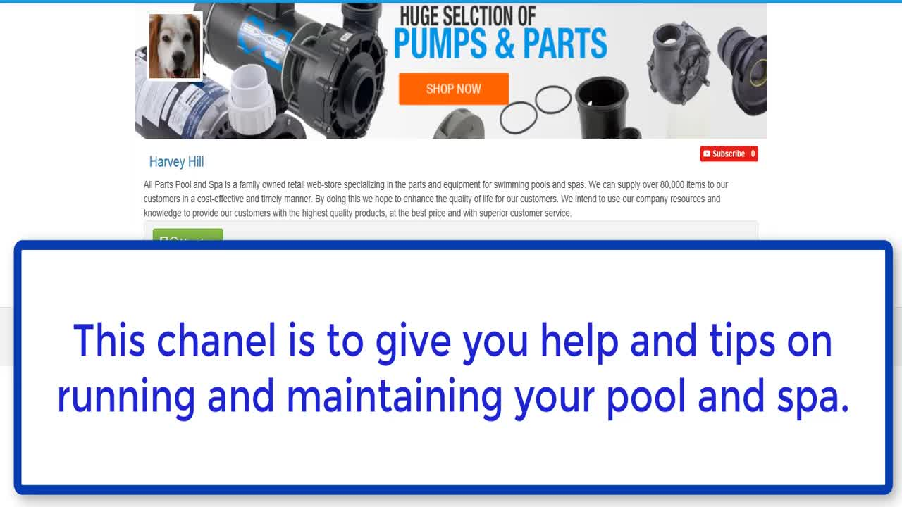 All Parts Pool And Spa
