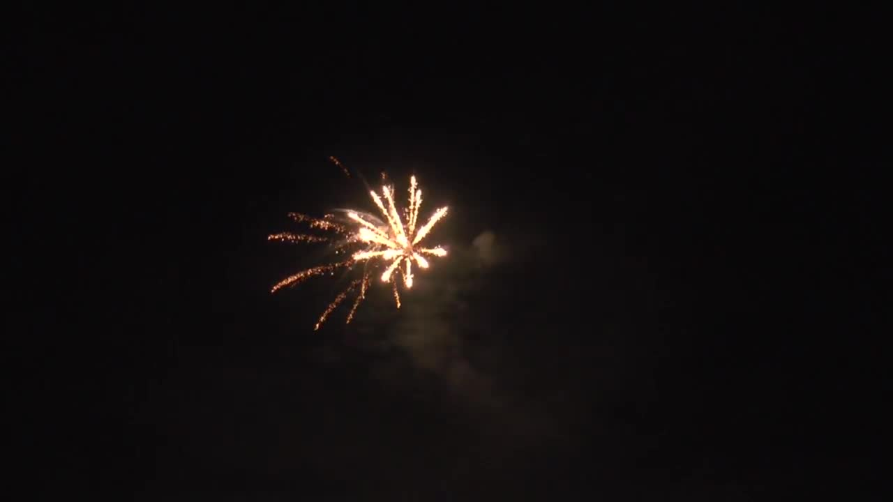 4th of July Fireworks 2018 Greenville, PA