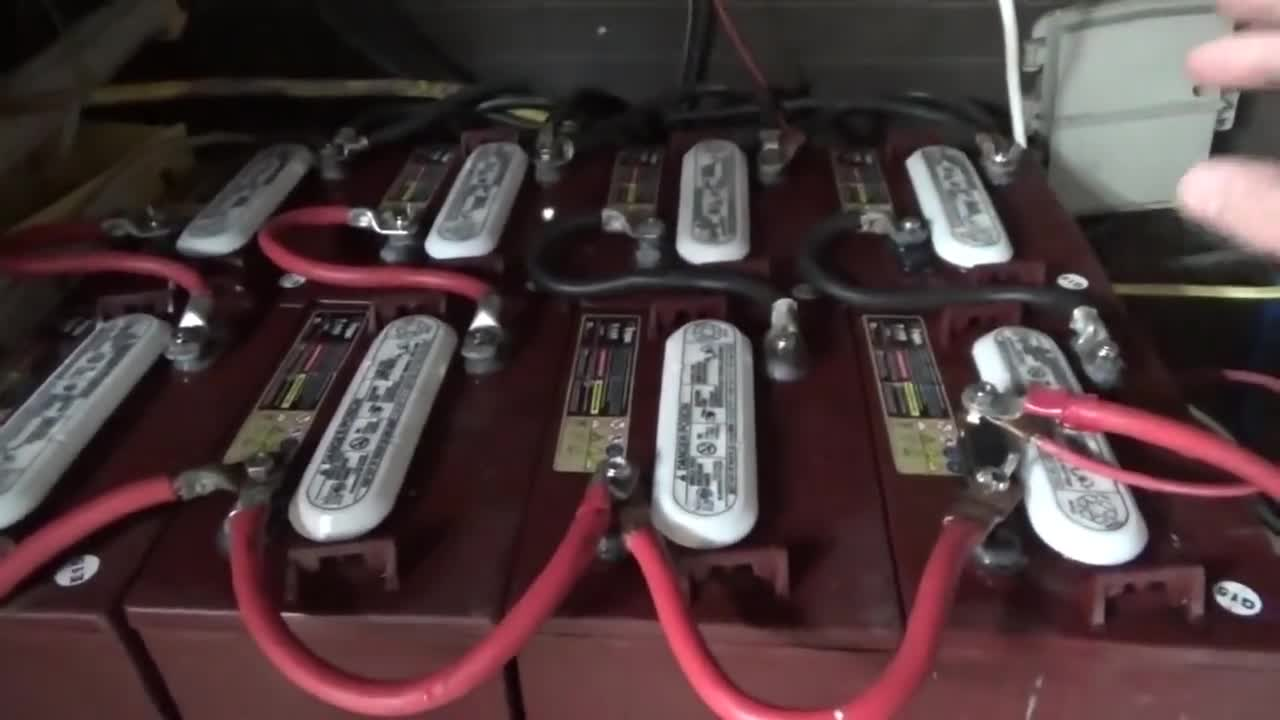 All About Batteries ~ Charging ~ Maintenance ~ Voltages