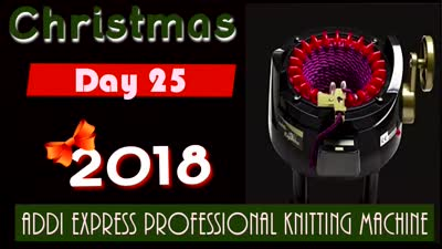 Christmas 2018 Day 25 ~ Addi Express Professional Unboxing