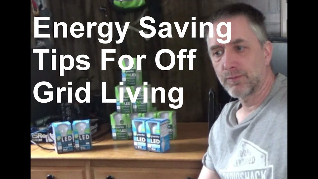 How To Get Off The Grid For $5,000 How To Cut Energy Costs