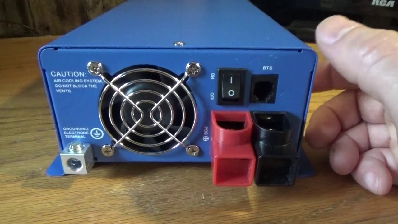 How To Get Off The Grid For $5000 Grid Assisted Power Backup