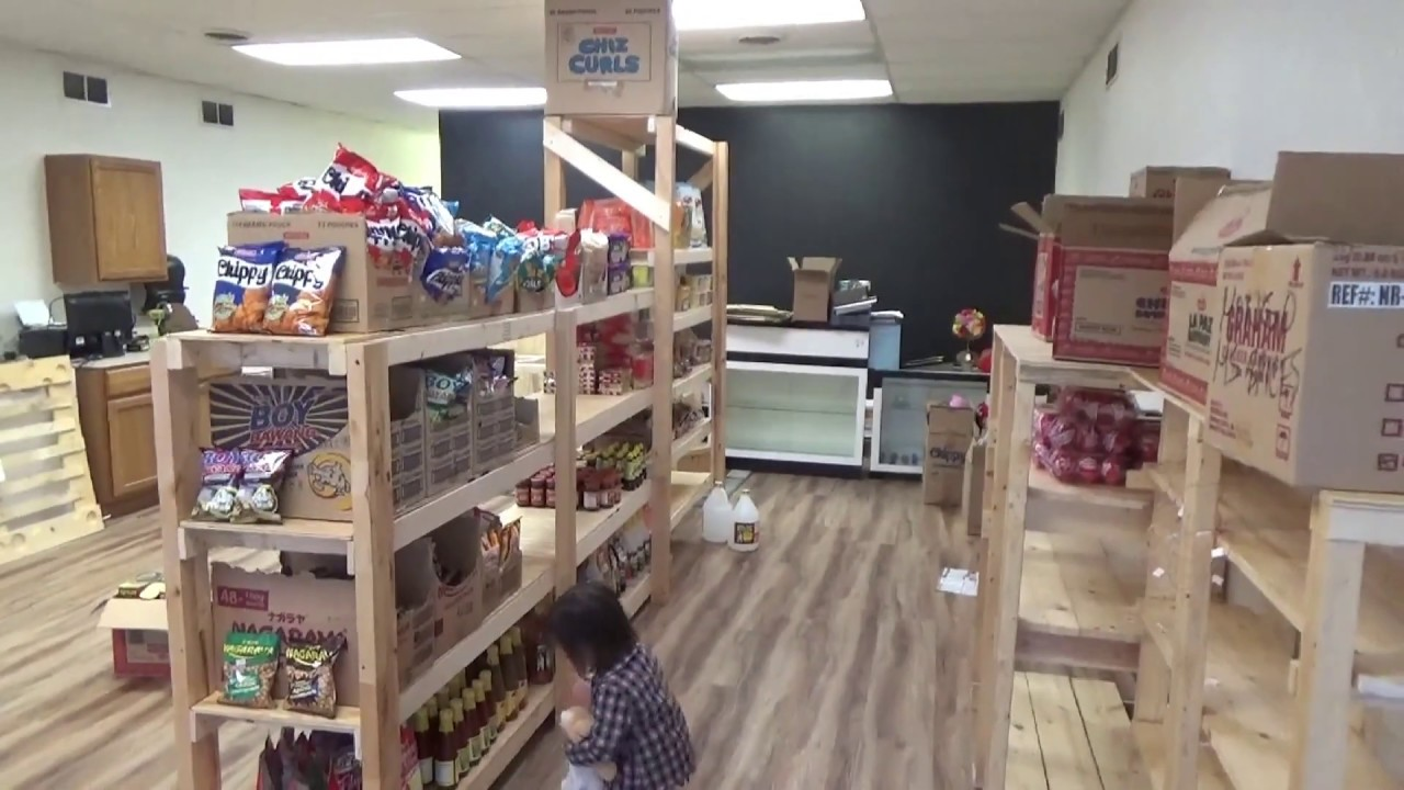 Planning And Building Our New Store