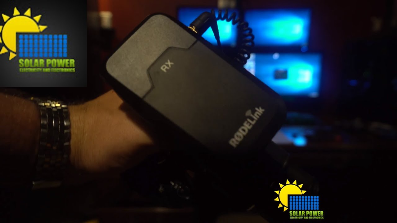 5000 subs!!!:Up grading my videos with a Rode RodeLink FM Wireless Filmmaker System!!!