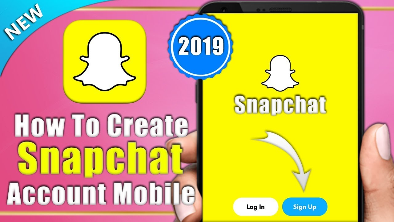 How to Create a Snapchat Account 2019 | Make a Snapchat Account In Android Mobile Phone