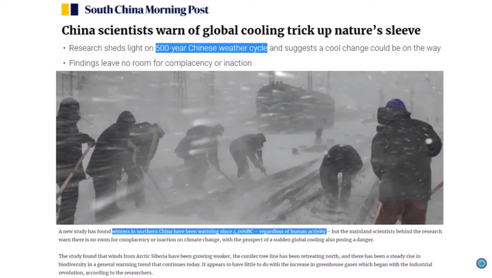 China's Scientists 8/15/2019