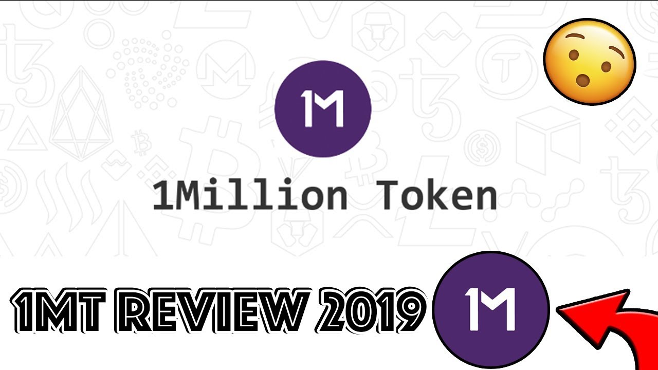 What is 1MT Cryptocurrency | 1Million Review 2019  (Bitcoin Vs. 1MT)