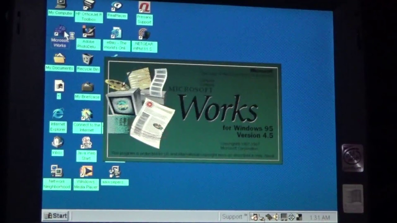 Can A 1998 Compag Presario Laptop Do Modern Day Tasks