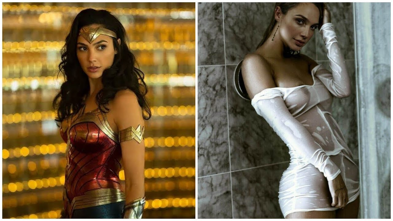 Wonder women |gal gadot photo shoot